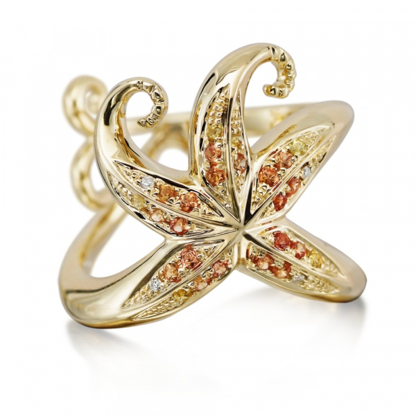 Fashion Ring by Parle