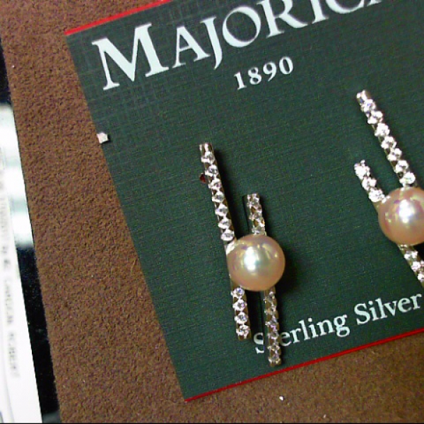 Earrings by Majorica